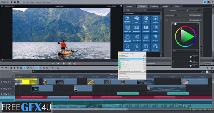 MAGIX Movie Edit Pro 2022 v21