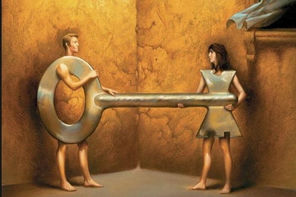 Почему не надо запирать двери в отношениях на ключ