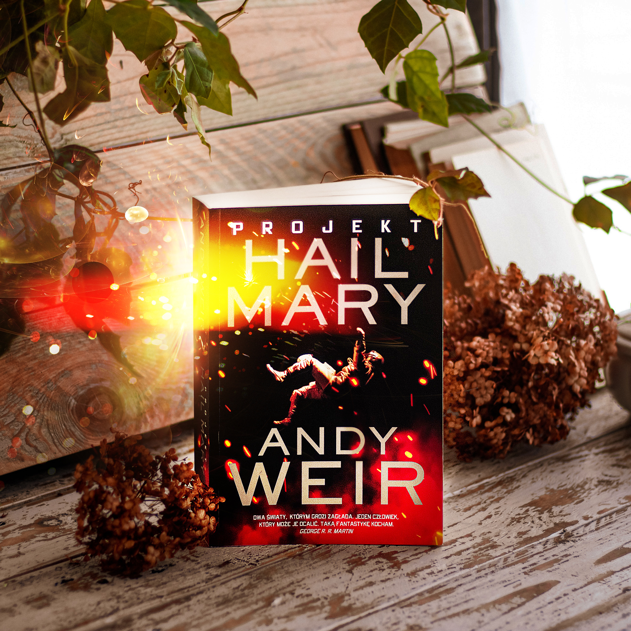 Projekt Hail  Mary — Andy Weir