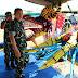 Sambut HUT TNI dan Kodam IV, Kodim 0703/Cilacap Gelar Komsos Kreatif Lomba Layang-layang