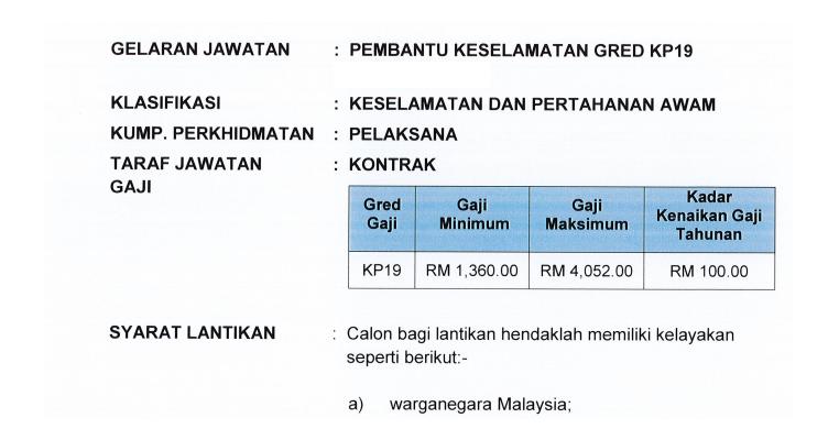 Jawatan Kosong Di Kerajaan Negeri Johor Jobcari Com Jawatan Kosong Terkini