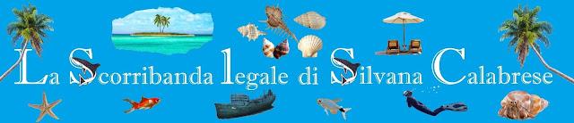Blog La scorribanda legale intestazione estiva. Silvana Calabrese