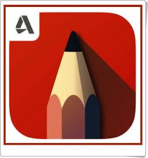 Aplikasi Menggambar SketckBook