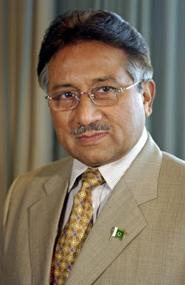 Former Pakistan Army Chief and ex-president General (retired) Pervez Musharraf