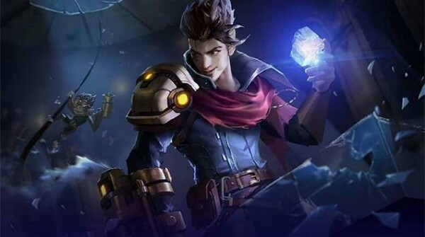 Build Item Claude Mobile Legend Tersakit
