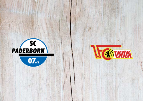 Paderborn vs Union Berlin -Highlights 14 December 2019