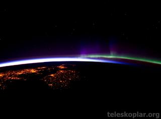 Yörünge kutup ışıkları