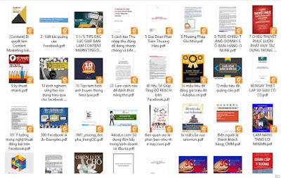 Sách Ebook về viết nội dung content giúp tăng tương tác