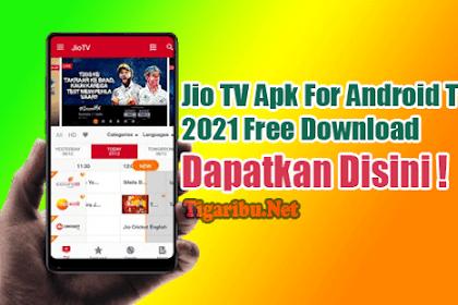 Jio TV Apk For Android TV 2021 Free Download, Dapatkan Disini