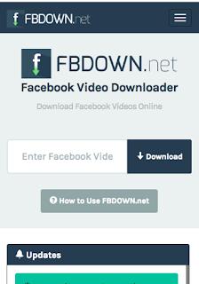 Cara Mudah Download Video Facebook Di Android Tanpa Aplikasi Tambahan Terbaru 2018