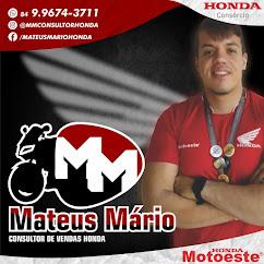Consultor de vendas de motocicletas