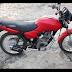 Mais uma Moto é furtada na cidade Cajazeiras nesta quarta-feira