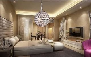 More than 15 photos of modern chandeliers for bedrooms