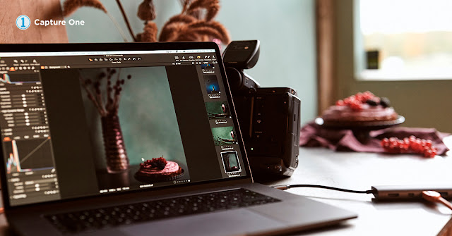 Capture One update 20.1 with camera system and powerbook