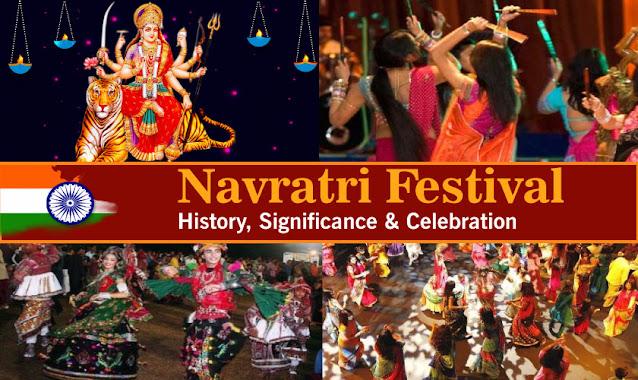 why is navratri celebrated