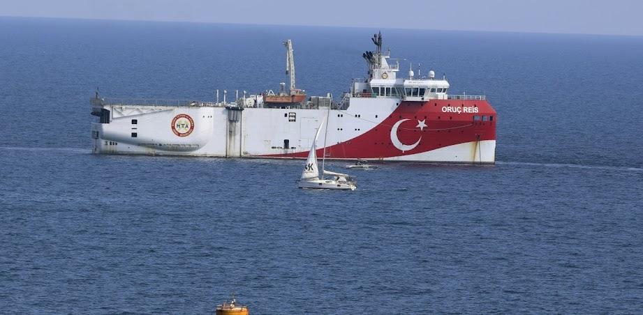 Τουρκία: Ανοίχτηκε ξανά στην ανατολική Μεσόγειο το Oruc Reis