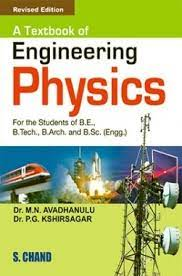 [PDF] A Textbook of Engineering Physics By Dr. M.N Avadhanulu And Dr. P.G Kshirsagar