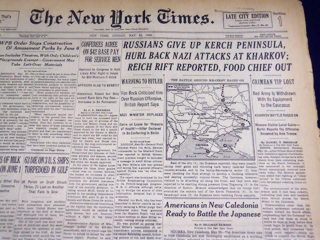NY Times 24 May 1942 worldwartwo.filminspector.com
