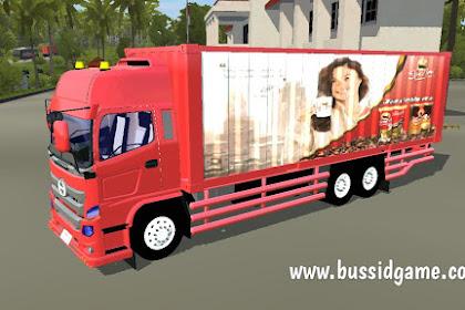 Mod Truck Hino 500NG Box Cargo By Andryy Azhari