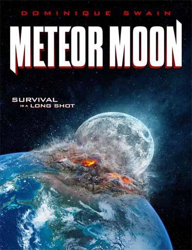 pelicula Meteoro a la Luna