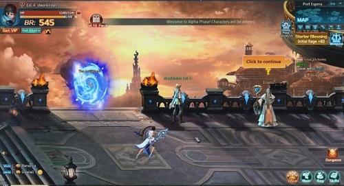Genesis Gameplay