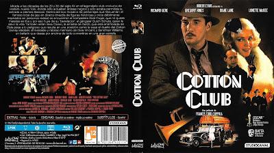 Carátula dvd de la película: Cotton Club
