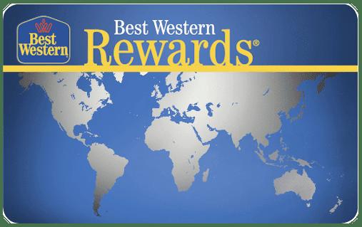 أحصل على بطاقة Best Western Rewards card مجانا إلى غاية باب منزلك