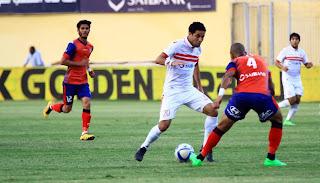 جدول مباريات الزمالك موسم 2018/2019 .. بتروجت في أولى مواجهات الأبيض  في  الدوري