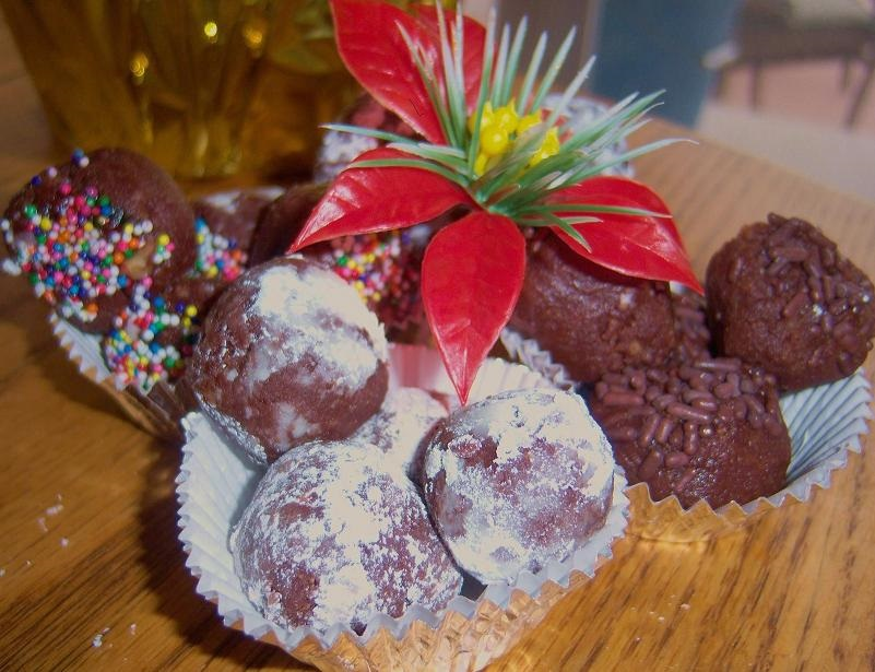a hazelnut cookie ball recipe no bake