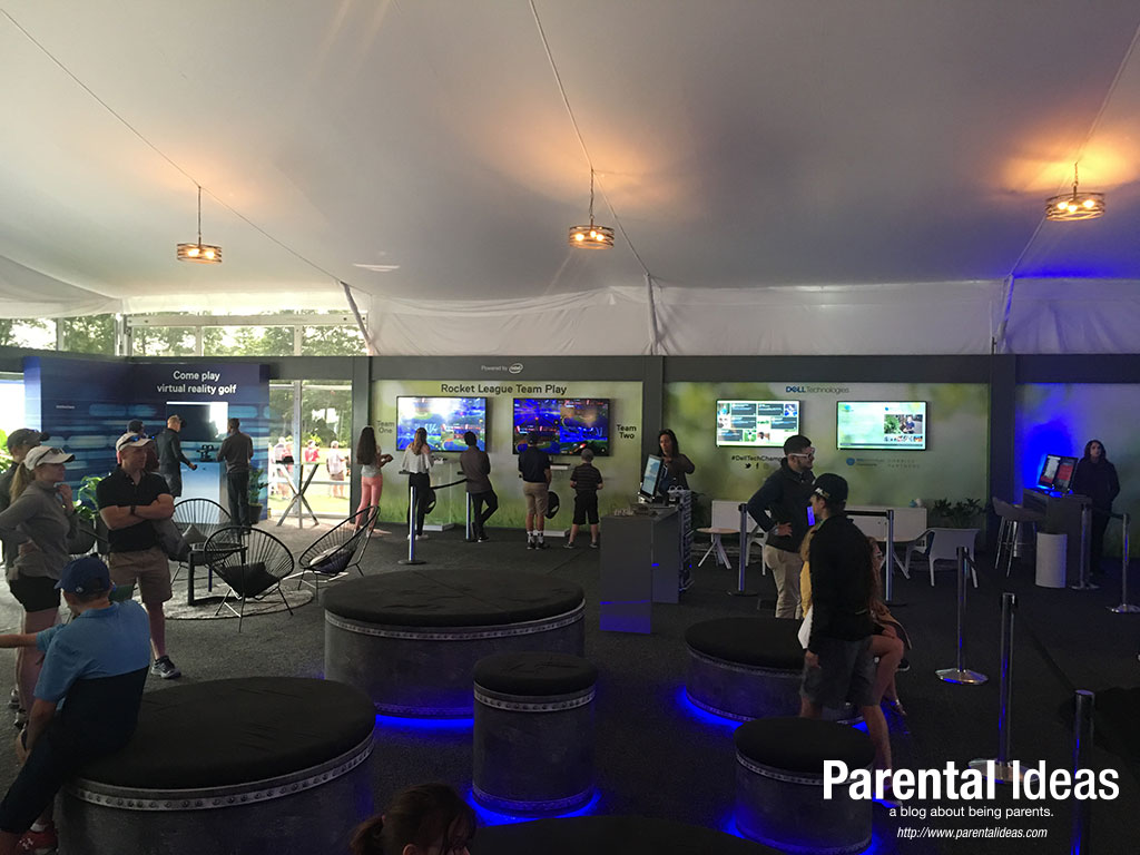 Parental Ideas: Tickets to the Dell EMC Championship are a great