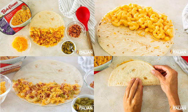 cheese quesadilla recipe step by step