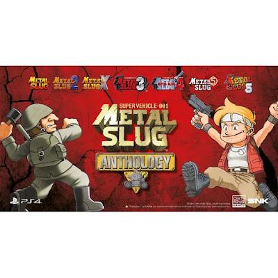 metal slug combo pack