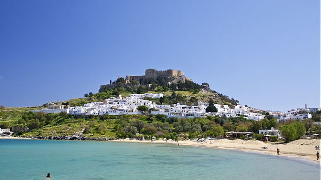The most beautiful travel destinations in Greece