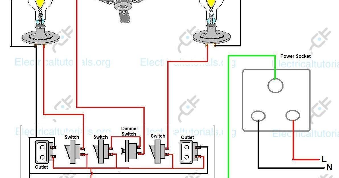 Wiring A Room Complete Explanation In Urdu Hindi