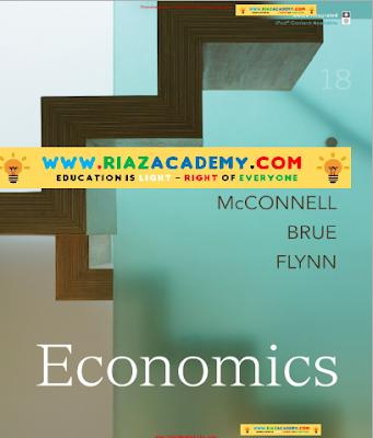Economics by McConnell, BRUE FLYNN