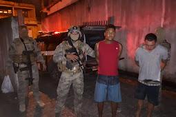 Polícia Civil faz operação contra tráfico e homicídios em Maruim