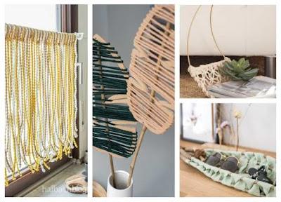 4 Manualidades decorativas-veraniegas para nuestro hogar