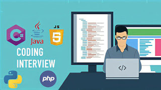 Coding Interview 500 Q&A of C#, JS, JAVA, PHP, Python 2021