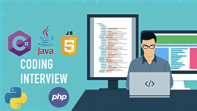 Coding Interview 500 Q&A of C#, JS, JAVA, PHP, Python 2021 [Free Online Course] - TechCracked