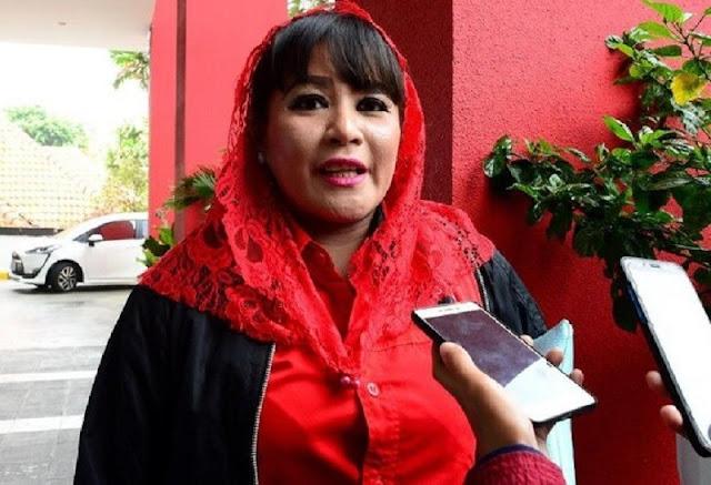 Politikus PDIP, Dewi Tanjung: Lengserkan Anies, Deklarasi KAMI Saat Pandemi Fatal!
