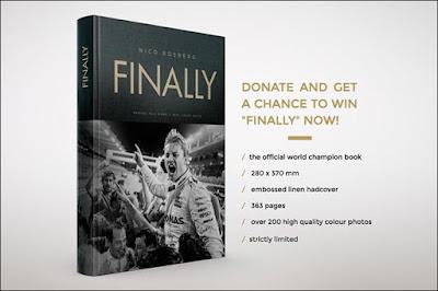Nico Rosberg's book