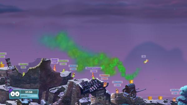 لعبه تحميل اللعبة الرائعة والمثيرة 2016 Worms W.M.D كاملة بجميع الاضافات + التورنت coobra.net