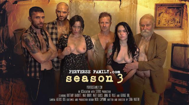 Tráiler de 'Perverse Family' Temporada 3