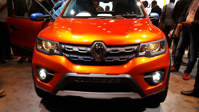Kwid Climber aims to show