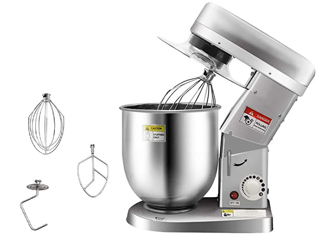 4- Huanyu Commercial Stainless Multifunctional