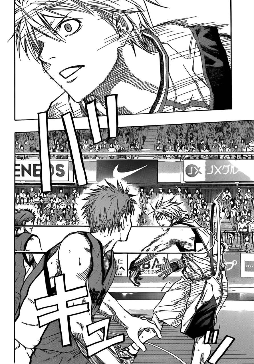 Kuroko No Basket chap 185 trang 4