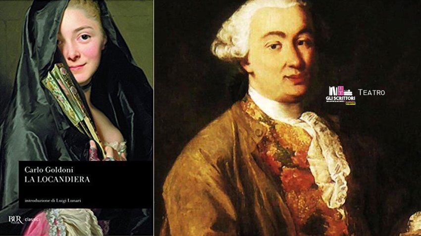 Monologo da La locandiera, di Goldoni