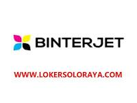 Loker Solo Raya Agustus 2021 di PT Binterjet Indonesia