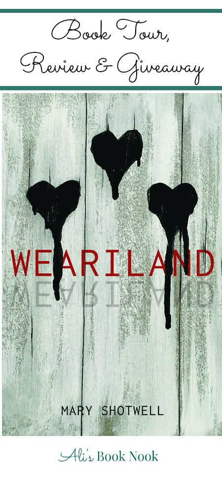 Weariland by Mary Shotwell YA Book Review
