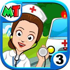تحميل لعبة (My Town Hospital) مجاناً برابط مباشر